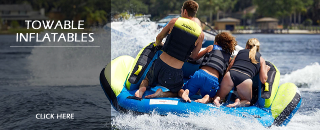 Online shopping for Towable Inflatable Tubes